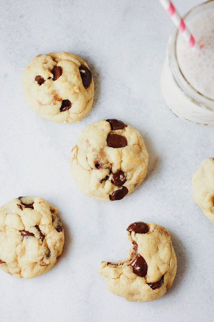 Soft, chewy, gooey, chocolatey cookies that are to die for! Simply the BEST cookies.  asimplepalate.com