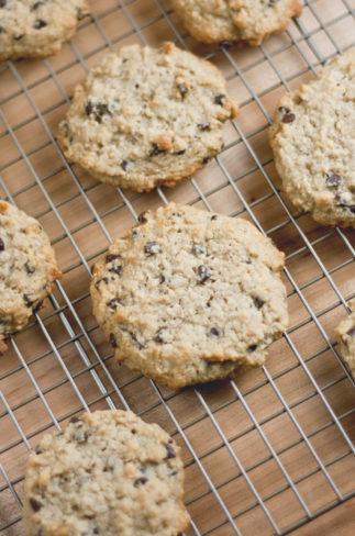 Gluten-Free Chocolate Chip Cookies | asimplepalate.com