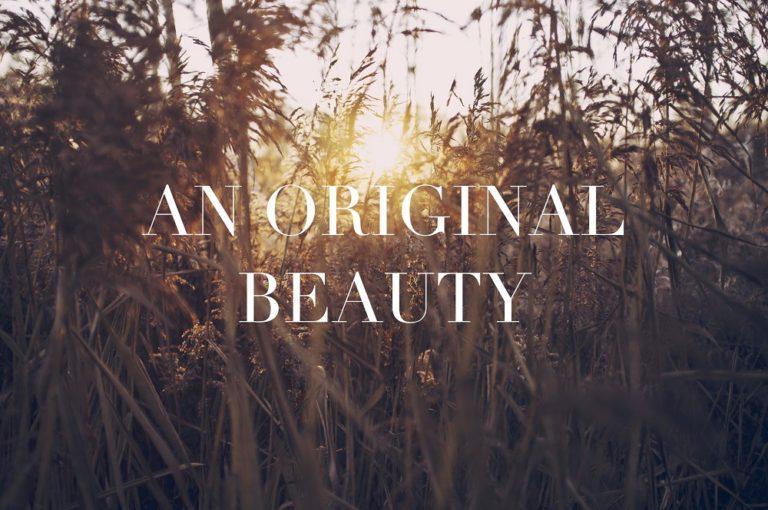 An Original Beauty | asimplepalate.com