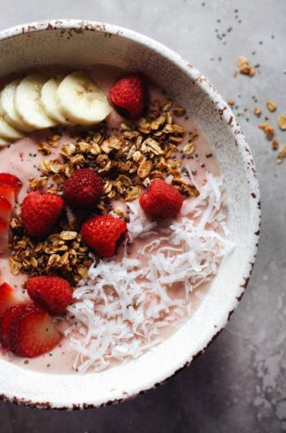 My Go-To Smoothie Bowl