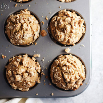 Gluten Free Apple-Cinnamon Streusel Muffins - One of my FAVORITE muffin recipes! Super moist, sweet, cinnamon-spiced muffins that bring all the flavors of Fall to your tastebuds! YUUMM. <3 | asimplepalate.com