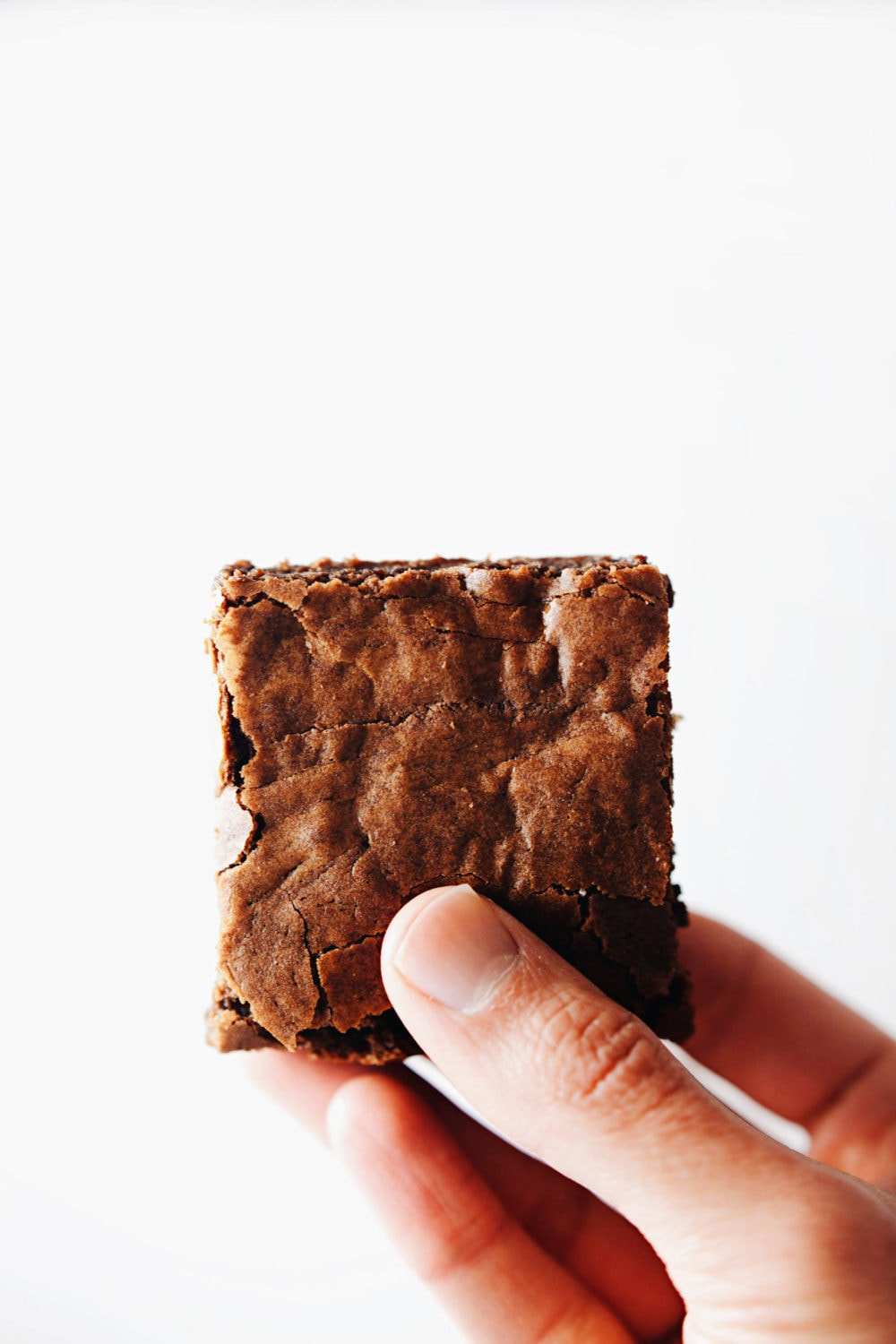 Super Fudgy Coconut Oil Brownies that are rich, decadent, with a healthy substitution of coconut oil for butter. So irresistible and easy to make! | asimplepalate.com #coconutoil #baking #brownies #chocolate #fudgybrownies #dessert