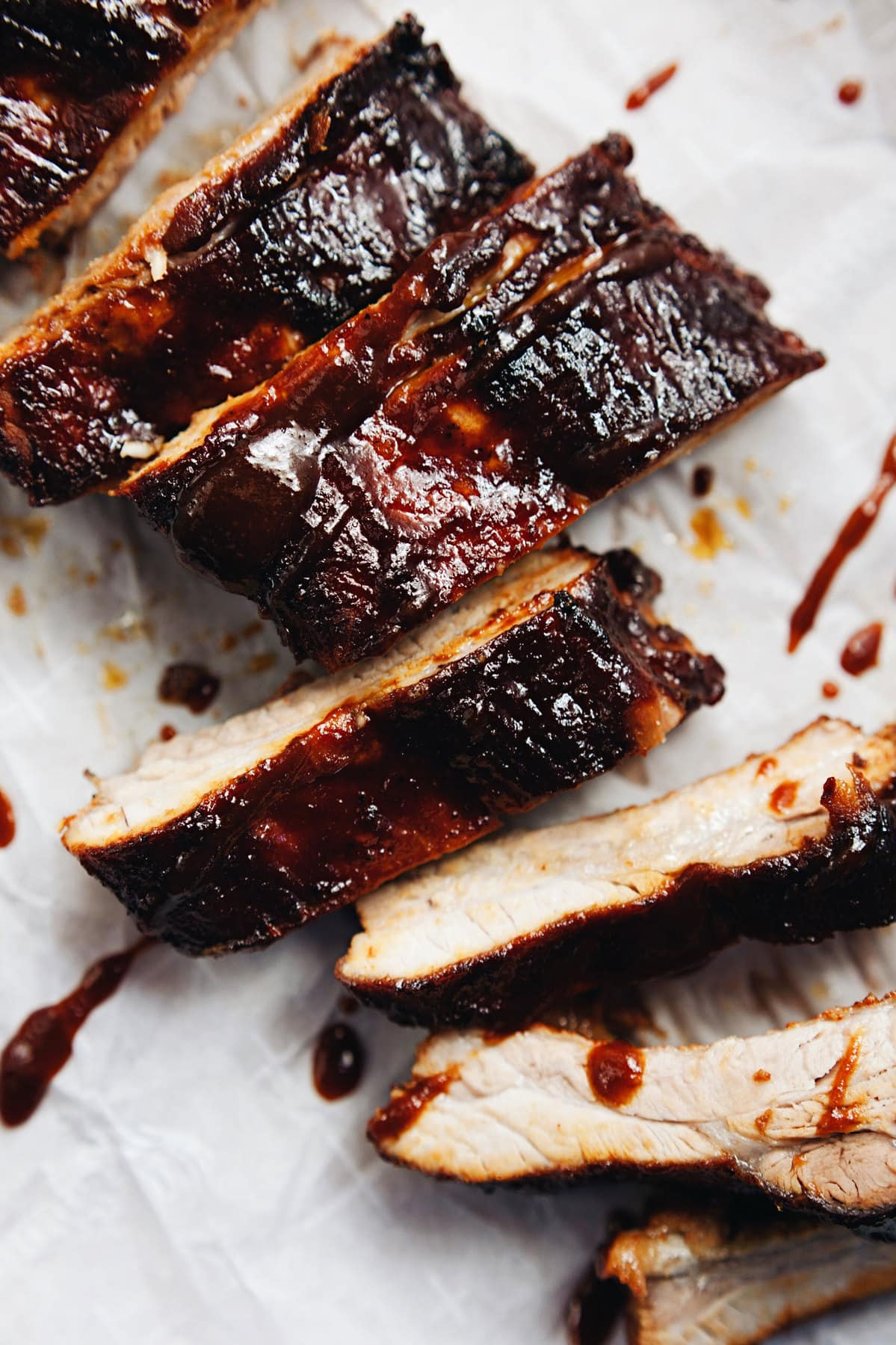 Best Ever Smokey Barbecue Ribs   A Simple Palate