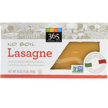no boil lasagna noodles