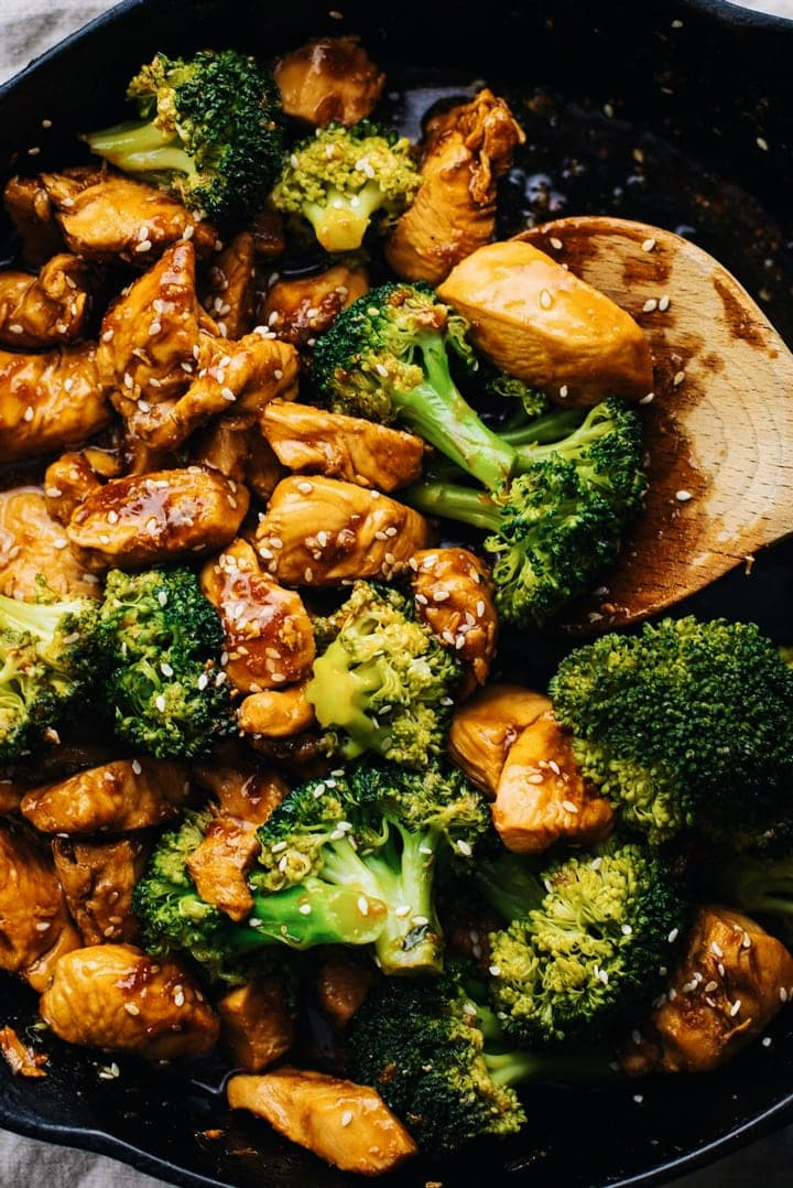 Teriyaki Chicken And Broccoli Recipe