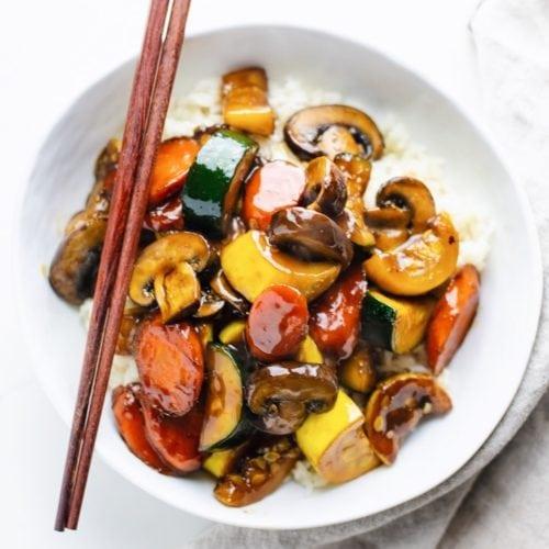 Easy Zucchini Stir Fry A Simple Palate
