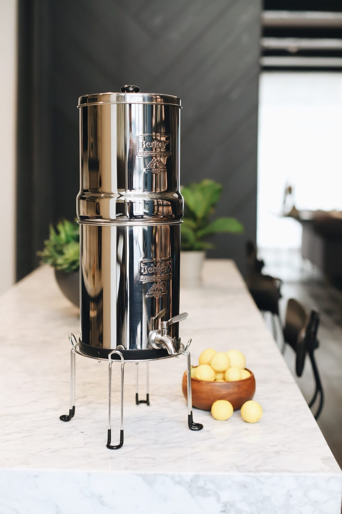 The Travel Berkey with Stainless Steel Spigot